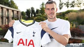Bale, 7 yıl sonra Tottenham'a geri döndü
