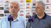 Gaziantep FK- F.Karagümrük maçının ardından