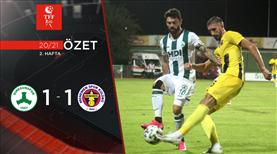 ÖZET | Giresunspor 1- 1 Menemenspor