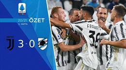ÖZET   Juventus 3-0 Sampdoria
