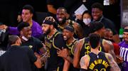 Lakers seriyi 2-0'a getirdi