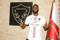 Hatayspor'a Serie A'dan stoper