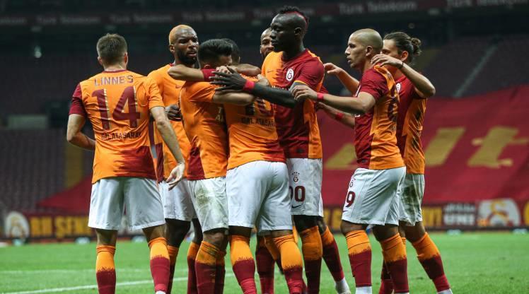 Galatasaray play-off turuna yükseldi