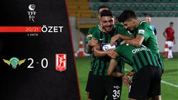 ÖZET | Akhisarspor 2-0 Balıkesirspor
