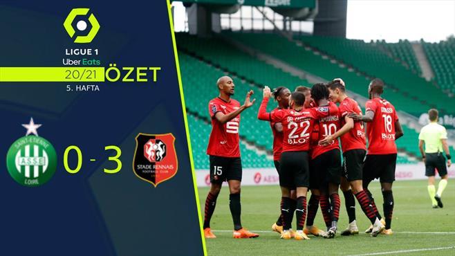 ÖZET | Saint-Etienne 0-3 Rennes