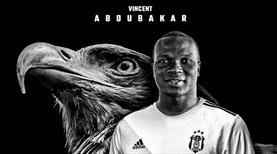Vincent Aboubakar resmen Beşiktaş'ta
