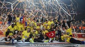 Euroleague'in en başarılı Türk takımı Fenerbahçe