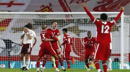 Liverpool'u Arsenal'de durduramadı