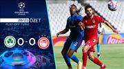 ÖZET | Olympiakos, sürprize izin vermedi
