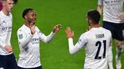 ÖZET | Manchester City'nin tur bileti Sterling'ten