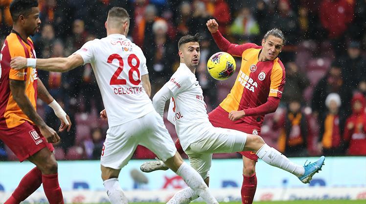 Galatasaray ile Antalyaspor 49. kez karşılaşıyor