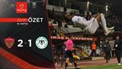 ÖZET | A. Hatayspor 2-1 İH Konyaspor