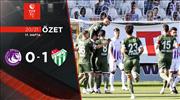 ÖZET | A. Keçiörengücü 0-1 Bursaspor