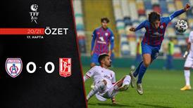 ÖZET | Altınordu 0-0 Balıkesirspor