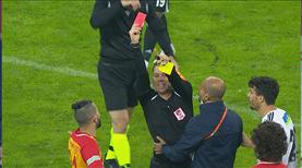 Kırmızı kart: Miquel Lopes