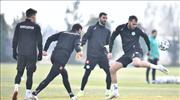 Konyaspor, Galatasaray mesaisine başladı