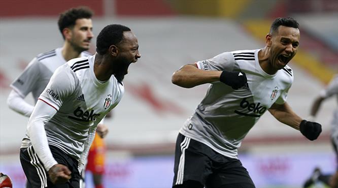 N'Koudou penaltıda hata yapmadı