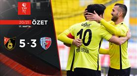 ÖZET | İstanbulspor 5-3 Ankaraspor