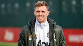 Fletcher, Manchester United'a döndü