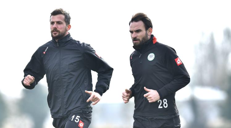 Konyaspor 27 maçlık seriyi bitirmek istiyor