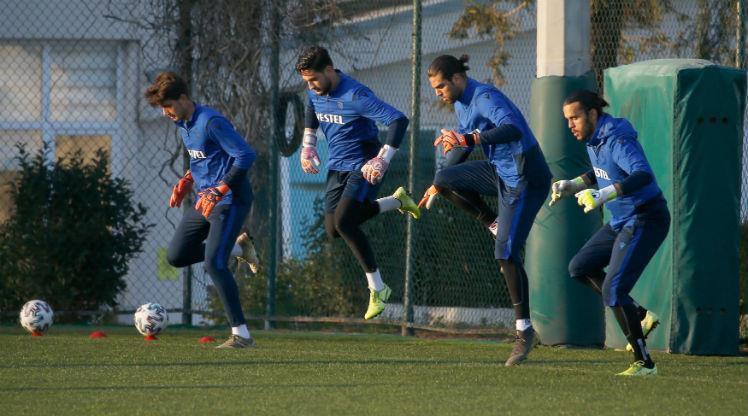 Trabzonspor, Göztepe mesaine başladı
