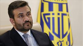 Ankaragücü, başkan Mert'e başsağlığı diledi