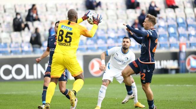 Başakşehir-Erzurumspor maçının ardından