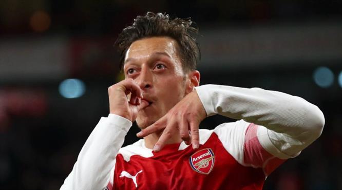Mesut Özil'in en güzel golleri ve asistleri