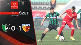 ÖZET | Y. Denizlispor 0-1 HK Kayserispor