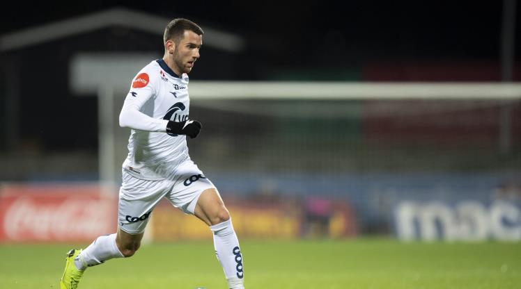 İH Konyaspor'a Kosovalı golcü