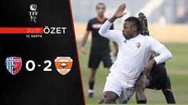 ÖZET | Ankaraspor 0-2 Adanaspor