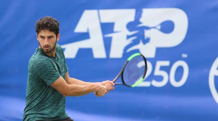 Antalya Open'da Türk tenisçilerden erken veda