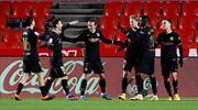 Barça deplasmanda fark attı