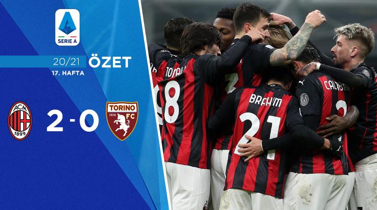 ÖZET | Milan 2-0 Torino