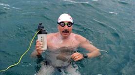 59 yaşında yüzücü Alsaran,