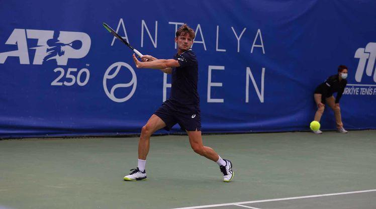 Antalya Open'da finalistler belli oldu