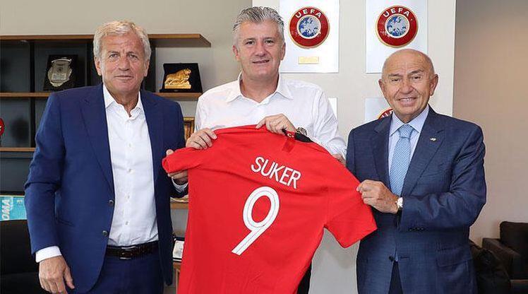 TFF ile Hırvatistan Futbol Federasyonu arasında anlaşma