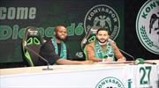 İH Konyaspor'da iki transfer birden