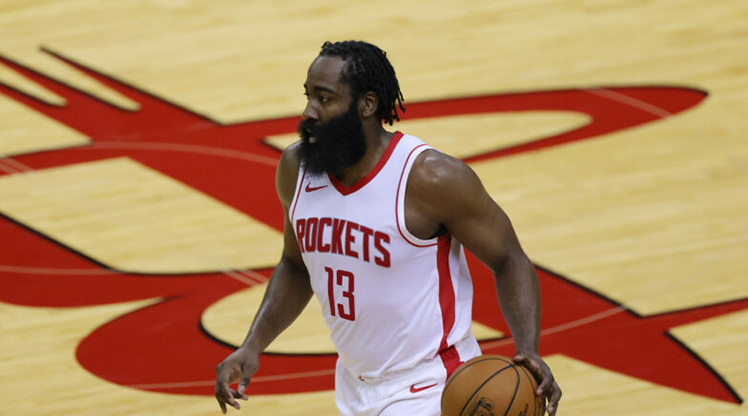 James Harden Brooklyn Nets'e takas oldu