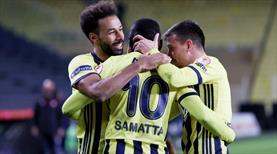 Samatta, Fenerbahçe'yi çeyrek finale taşıdı