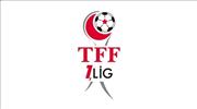 TFF 1. Lig'de 10 haftalık program açıklandı