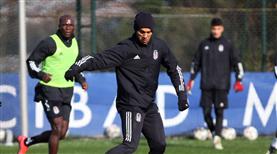 Beşiktaş derbiye hazırlandı