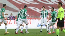 Haftanın golüne ilk aday İH Konyaspor'dan