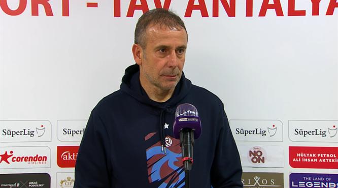 """""""Trabzonspor bununla yetinmez"""""""