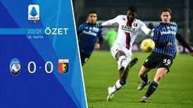 ÖZET | Atalanta 0-0 Genoa