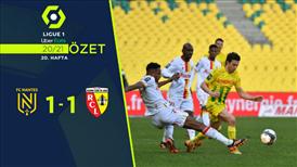 ÖZET | Nantes 1-1 Lens