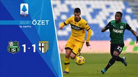 ÖZET | Sassuolo 1-1 Parma