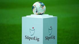 İşte Süper Lig'de 8 haftanın programı