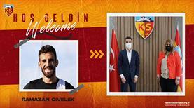 Kayserispor, Ramazan Civelek'i resmen açıkladı