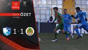 ÖZET   BB Erzurumspor 1-1 A.Alanyaspor